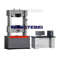 Quality Pneumatic Grip Hydraulic Testing Machine , Tensile Strength Test Machine for sale