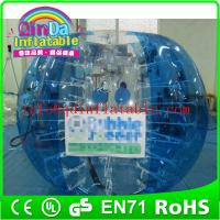 China 2014 inflatable bubble soccer,bubble ball soccer,inflatable soccer bubble football on sale