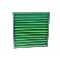 Quality G1 G2 G3 G4 Efficiency Air Pre - Filter Pleated Panel Filter for sale