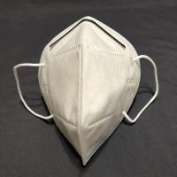 Quality Disposable 5 Ply Protective Mask , Kn95 Filter Cloth Mask Easy breathing for sale