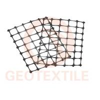 Quality High Strength PP Biaxial Geogrid For Slope Stabilization / Retaining Walls for sale