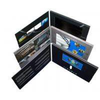 "Quality 2.4""/2.8""/4.3""/5""/7""/10"" lcd video module, video greeting brochure for sale"