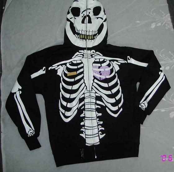 Lrg Skeleton Hoody - shenzhensweite