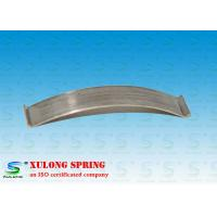Quality Washing Machine Custom Flat Springs / Flat Leaf Springs Stainless Steel 301 for sale