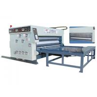 Quality Chain - Paper Feeding Die Cutting Machines With Free Die Mould Slotting Unit for sale