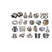 Quality Stainless Steel CNC Lathe Machine Parts 0.002mm Tolerance ISO Certification for sale
