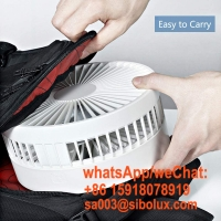 Quality rechargeable small table dc stand portable desktop foldable electric fan price portable floor fan for sale