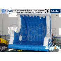 Best Water-proof Outdoot Inflatable Sports Games for Park  /  Mechanical Bull Air Mattress wholesale