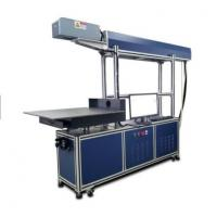 Quality Industrial Laser Marking Machine Large Working Area 800X800mm 2 Years Warranty for sale