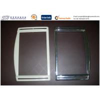 Quality Custom Insert Molding ABS Panel + Stainless Steel Screw Inserts for sale