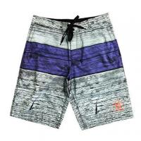 Fashionable Design Printed Beach Shorts, Breathable, Nontoxic, Quick Dry, Soft and Comfortable