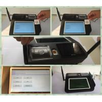 Quality Credit Cards Payment  Wireless POS Systems for Restaurants / Shopping Mall for sale