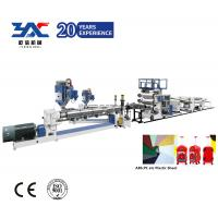 Quality high quality plastic sheet making machinery for bags and suitcase for sale