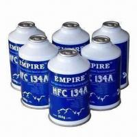 Buy cheap R134a Refrigerants in Colorless and No Turbid Appearance, with ≥99.9% Purity from wholesalers