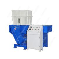 China Multi Function Single Shaft Plastic Waste Shredding Machine SN - S3980 Low Noise on sale