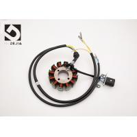 China Popular CG12 Poles DC Motorcycle Magneto Stator 12 Windings For Inner Rotor Kit on sale