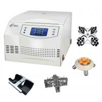 Quality Low Speed Portable Centrifuge Machine / Medium Size Lab Centrifuge Machine BT5 for sale