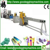 Buy cheap EPE Foam corners(L shape) making machinery from wholesalers