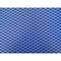 Quality Thin Low Carbon SteelDiamond Patterns Expanded Metal Mesh for sale