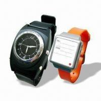 Quality Alarm Watch with Anti-lost Reminder, Battery 2 x CR2032 for sale