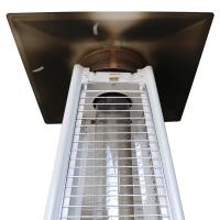 Quality Manual Operating Square Patio Heater Heater For Court Yards Energy Efficient for sale