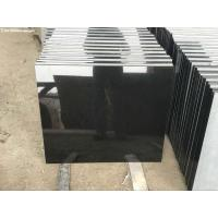 China New Absolute Black Granite, Granite Tops,Black Vanity Tops,Black Window Sill,Black Tile on sale