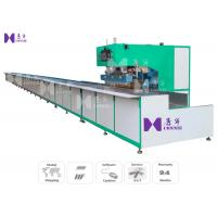 Quality 5M / Min Tarpaulin Welding Machine 15KW 25KVA Input For Producing Advertising Billboards for sale