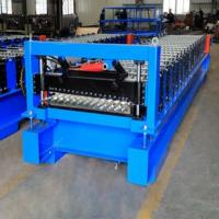 Quality Profile Corrugated Roof Roll Forming Machine , Panel Corrugated Roller Machine for sale
