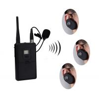 Best Wireless portable radio guide system Tour Guide system for tourist attraction/factory tour wholesale