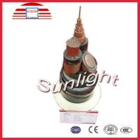 China PVC Insulated Auto Control Cable With Copper Conductor 8.7 / 10KV on sale