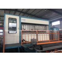 Quality Large Capacity Pulp Tray Machine / Paper Molding Machine Energy - Efficient for sale