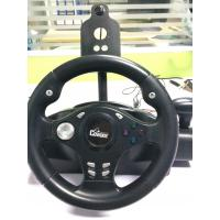 450mm ABS Rubber Gaming Steering Wheel Prototyping Service 450 X 450