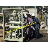 Quality High Vacuum Insulation Oil Recycling System,Transformer Oil Filtration Machine project for sale