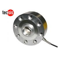 Quality High Capacity Pancake Truck Scale Tension Compression Load Cell Of Alloy Steel for sale