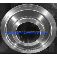 Buy cheap Forged wheel and Steel Forging Rough Hub Alloy Steel 4130 , 4140 , 8620 , from wholesalers