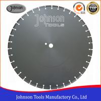 China 550mm Diamond Cutting Saw Blade For Reinforced Concrete And Asphalt on sale