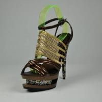 Best old coppery sandal shoes girls wholesale