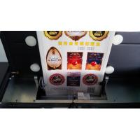 Buy cheap 110V Auto Sheet Fed Label Digital Cutter for Short Run Paper Adhesive from wholesalers