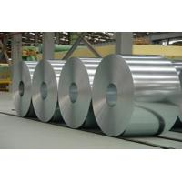 China Hot Dipped Galvalume Steel Coil / Strip Aluminum Zinc Alloy Coated Steel on sale