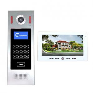Quality 4 Wired Video Doorbell Commax intercom Building Video Door Phone Hands free Door Intercom for sale