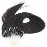 China Real 100% Full Color Hair Piece Extensions Clip In Straight Brazilian Human Hair Extension on sale