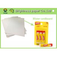 Buy Colorful Printed Cardboard Sheets , Sbs Paper Board For Stationery Packing at wholesale prices