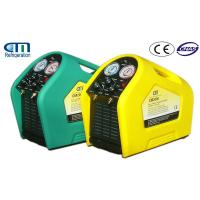 China Auto Refrigerant R134A Recovery Machine , CE Portable Commercial Vacuum Pump on sale