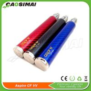 Quality Carbon fiber twist battery Aspire battery CF VV fit for nautilus tank for sale