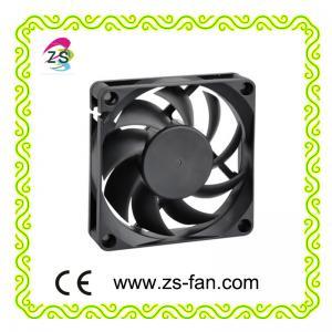 12v dc cooling fan motor 8015 two way fan 80*80*15mm dc small exhaust fan