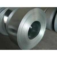 Quality Cold Rolled Metal Coils Hot Dipped Galvanized Steel Strip Rolls for sale