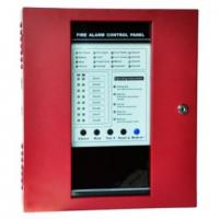 Quality 4 - Zone Class B Conventional Fire Alarm Control Panel with Contact Relay Output for sale