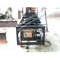 Quality 6 K Gutter Roll Forming Machine 110 volt / 220 volt, 0.3 - 0.7mm Thickness for sale