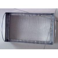 Quality Bbq Grill Grate Welded Wire Mesh Panels , Hot Dipped Galvanised Welded Mesh Roll for sale
