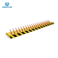 Quality Remote Control Automatic Roadblock Tire Spike Traffic Spike Tire Killer for sale